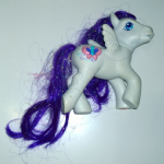 My Little Pony 2004 Cloud Climber G3 Pony loose